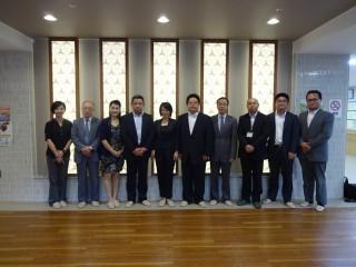 中国企業が視察のため来訪されました!!