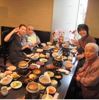 ふれ愛の郷外食イベント