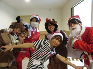 万葉の郷 クリスマス会