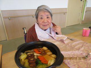 万葉の郷 鍋料理