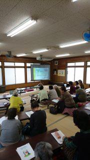 認知症サポーター養成講座を開催しました。