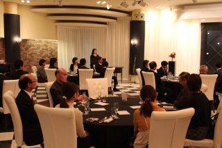 12月8日 法人忘年会(加須エリア)が実施されました