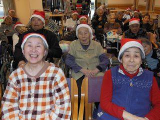 クリスマス会② 003