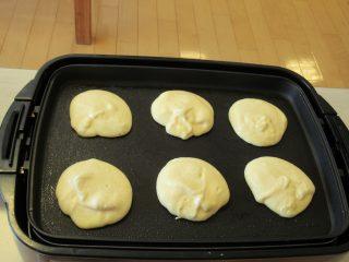 万葉の郷 パンケーキ作り