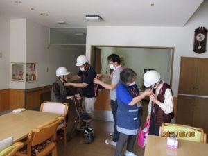 GH菜の花 『夜間消防訓練』を行いました🚒