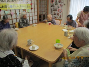 GH菜の花 『9月お誕生日会🍰』を開催致しました。